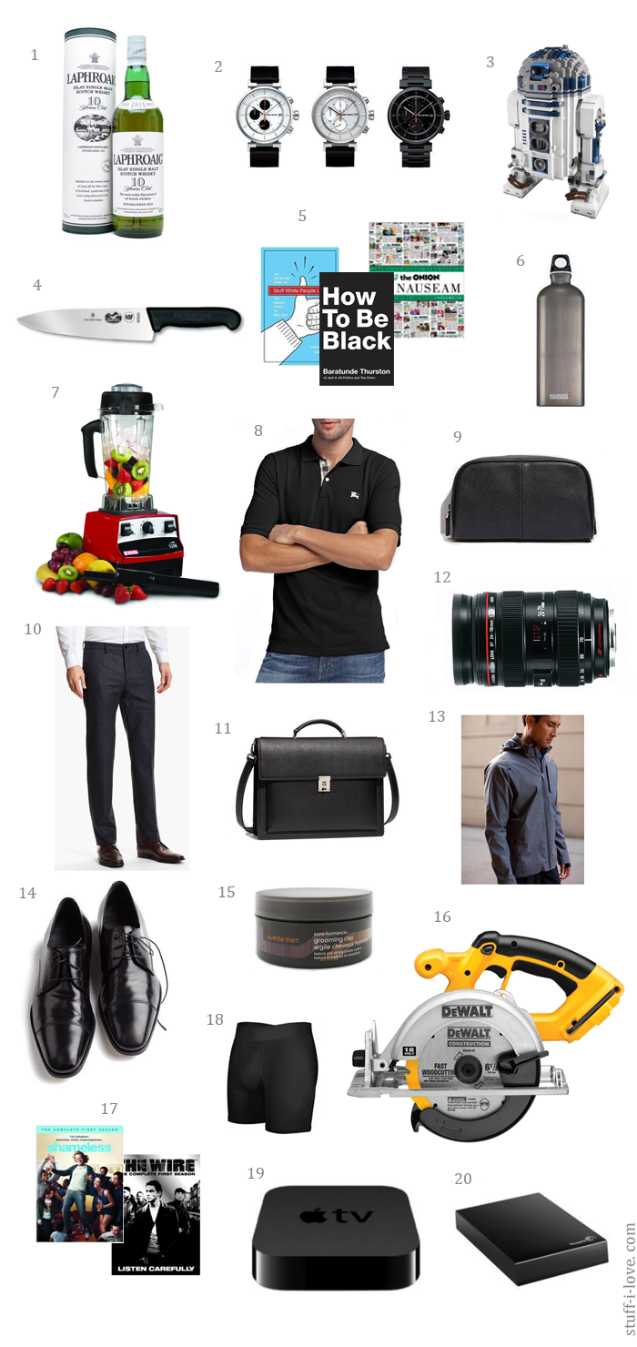 Gifts For Men Part - 43: Holiday 2012 Gift Guide: Gifts For Men