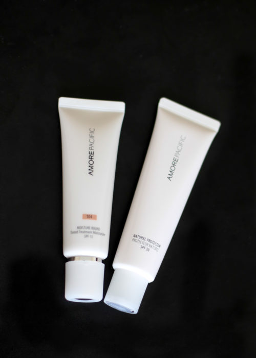 Amorepacific Moisture Bound Tinted Treatment Moisturizer & Natural Protector SPF30