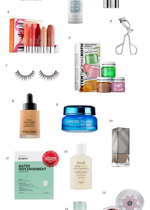 Sephora VIB 20% off Sale: 15 Products You Should Get