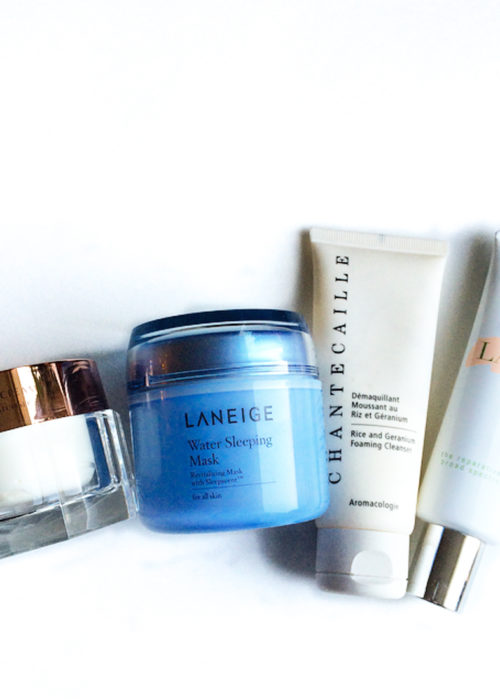 New Skincare Favorites