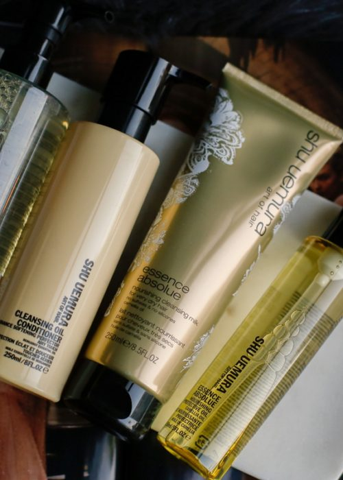 Shu Uemura Essence Absolue Collection Review