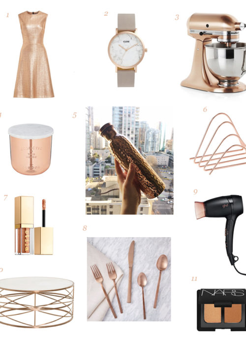 11 Copper Products for You & Your Home