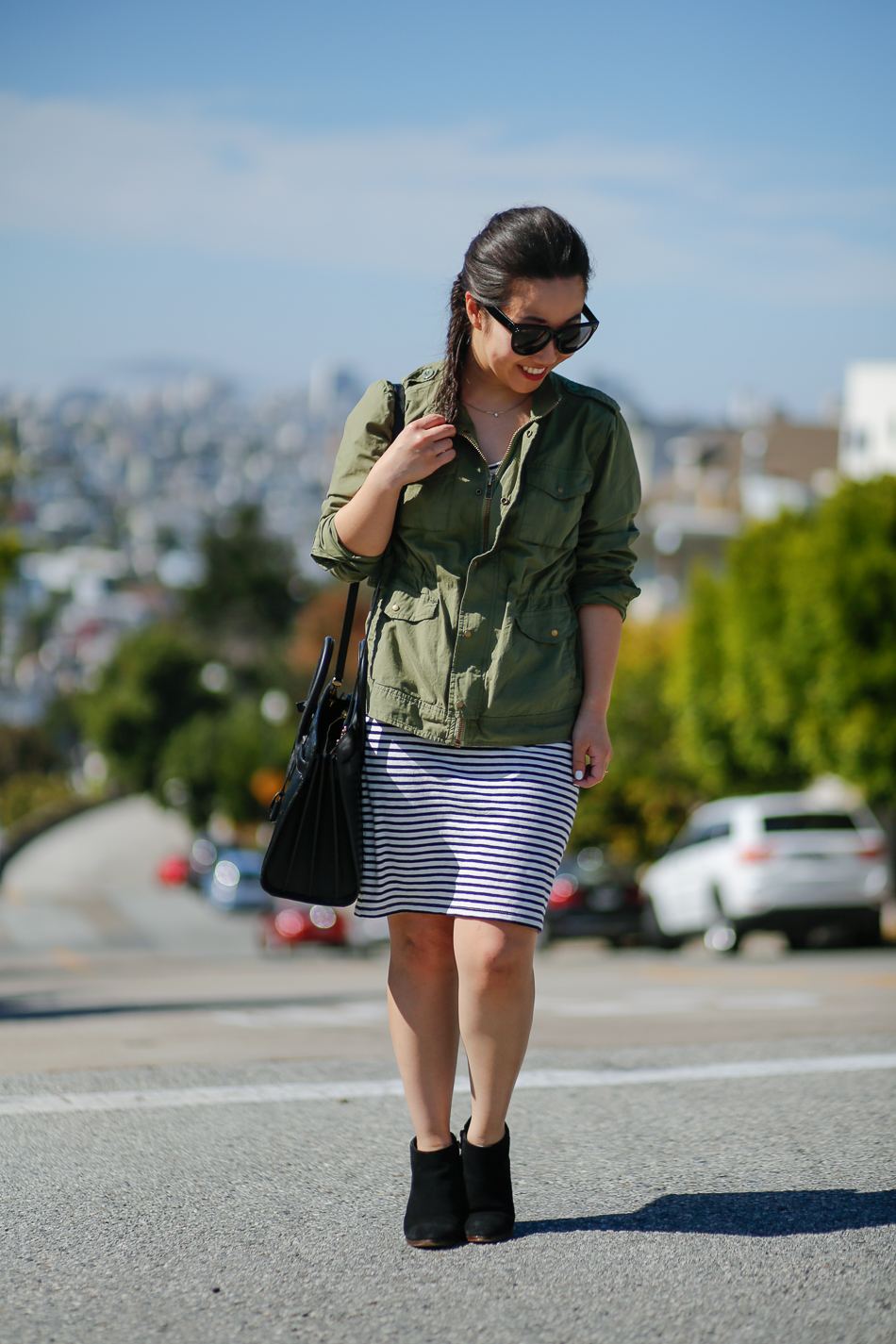 travel outfit noe valley san francisco