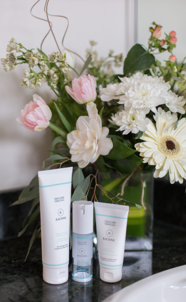 Racinne Delicare Line for Sensitive Skin (and a GIVEAWAY!)