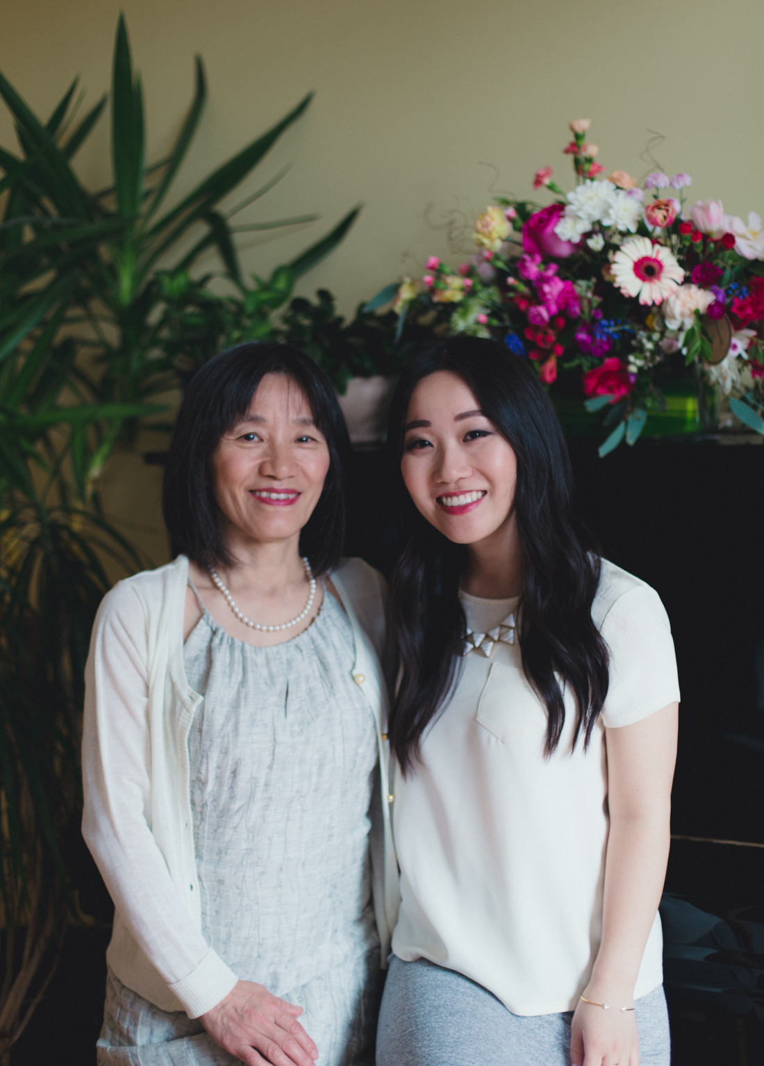 Beauty advice from my Korean mother