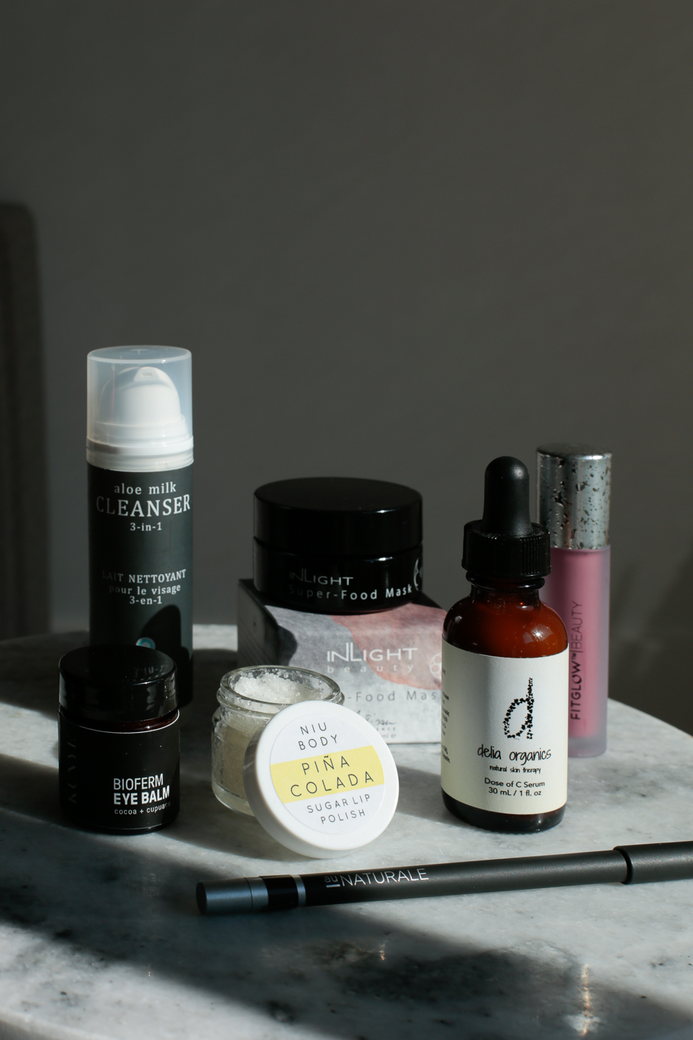 Maplebume clean beauty box Oct review giveaway