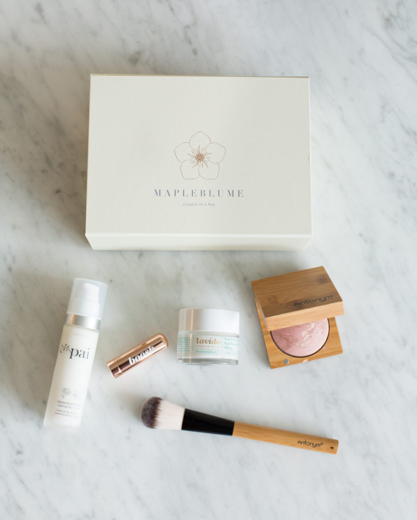 Mapleblume February 2018 Box Content Reveal & Review